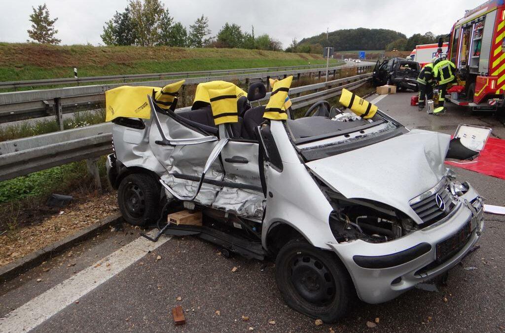 Verkehrsunfall BAB3