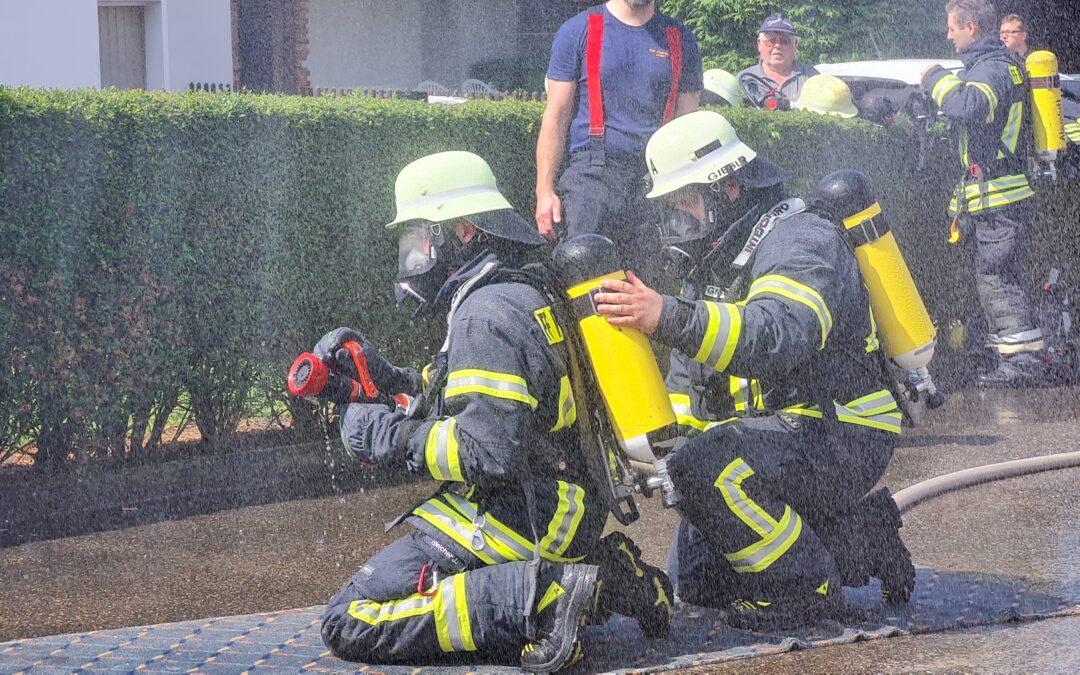 Sieben Feuerwehren – ein Ziel